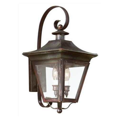 Troy Lighting Oxford 2 Light Wall Lantern
