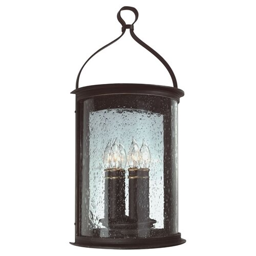 Troy Lighting Scarsdale 3 Light Wall Lantern