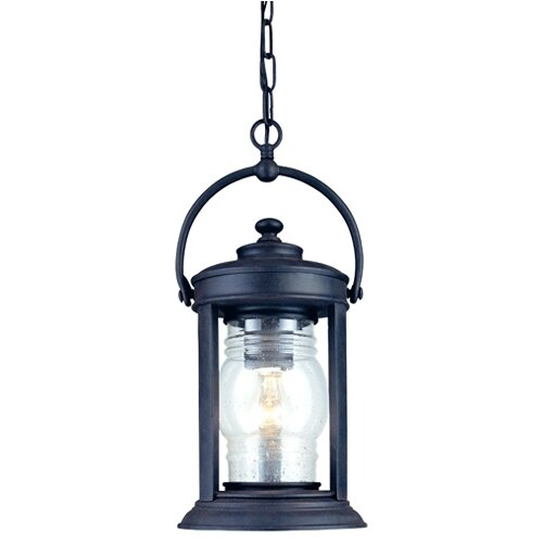 Troy Lighting Station Square 1 Light Hanging Lantern