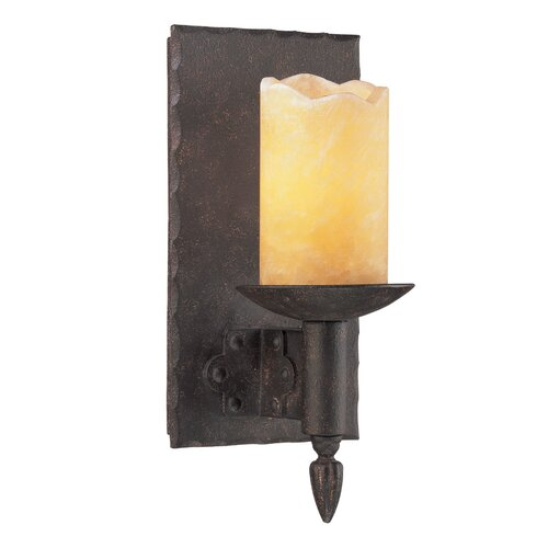 Troy Lighting Academy 1 Light Wall Sconce