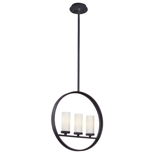 Eclipse 3 Light Small Pendant