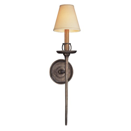 Troy Lighting Owen 1 Light Wall Sconce