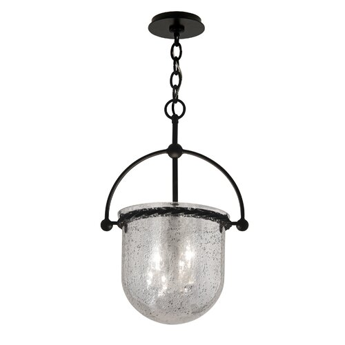 3 Light Mercury Foyer Pendant