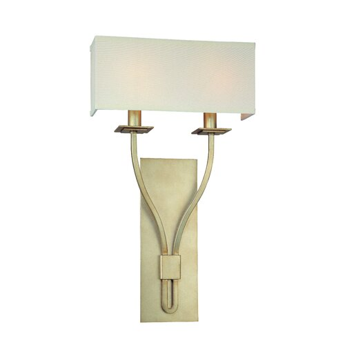Troy Lighting Palladium 2 Light Wall Sconce