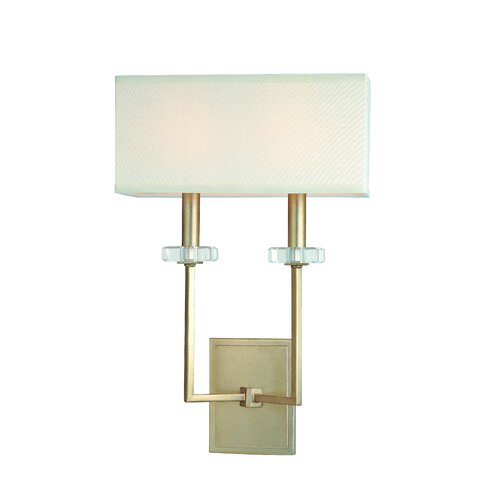 Troy Lighting Palo Alto 2 Light Wall Sconce