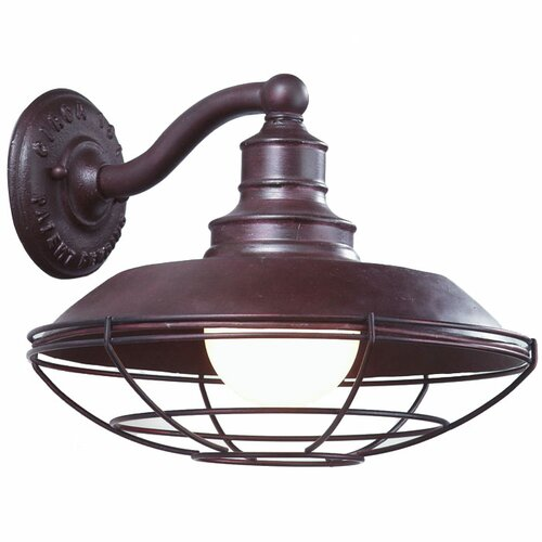 Troy Lighting Circa 1910 1 Light Wall Lantern