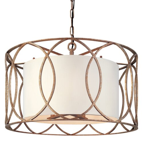 Wayfair Dining Room Lighting: Troy Lighting Sausalito 5 Light Dining Foyer Pendant