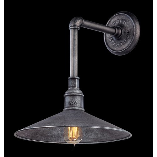 Troy Lighting Blade 1 Light Outdoor Wall Light