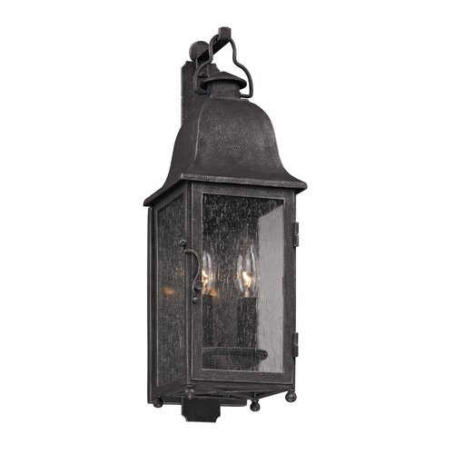 Troy Lighting Larchmont 2 Light Outdoor Wall Light
