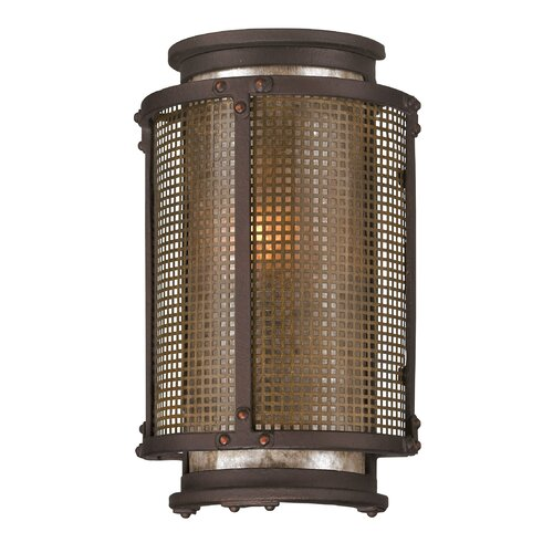 Troy Lighting Copper Mountain 1 Light Outdoor Wall Light
