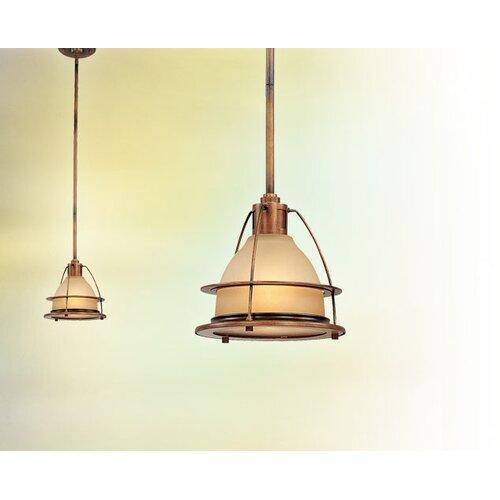 troy lighting bristol bay 1 light. Black Bedroom Furniture Sets. Home Design Ideas