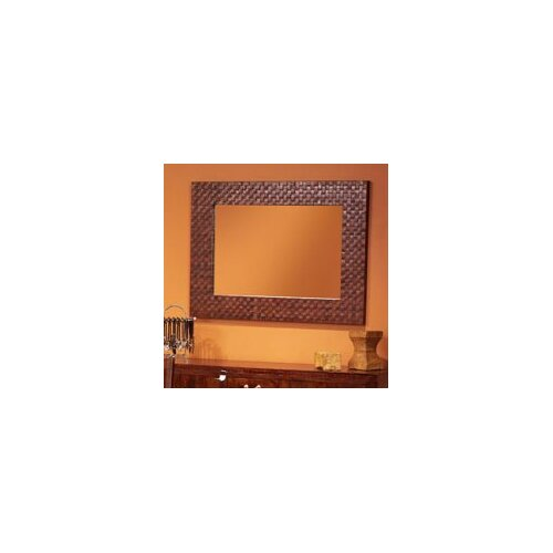 Saddler Rectangular Wall Mirror