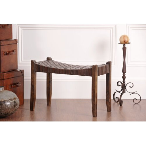William Sheppee Saddler Wood Bench