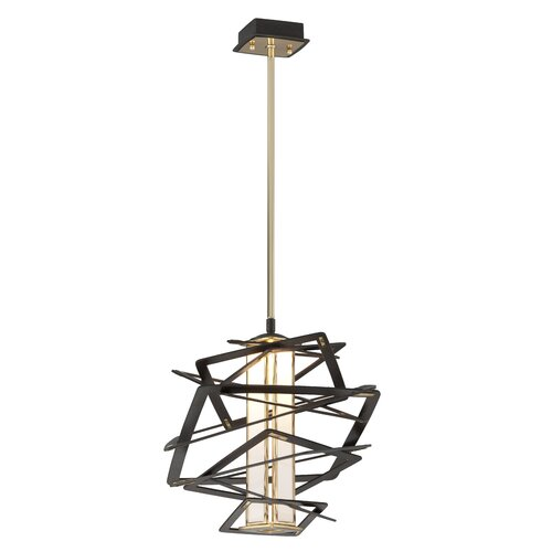 Tantrum 1 Light Pendant