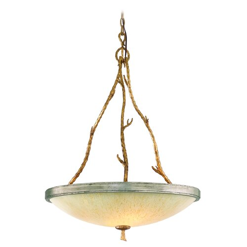 Corbett Lighting Parc Royale Inverted Pendant