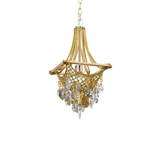 Corbett Lighting Barcelona 1 Light Pendant