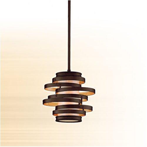 Corbett Lighting Vertigo 1 Light Hanging Mini Pendant