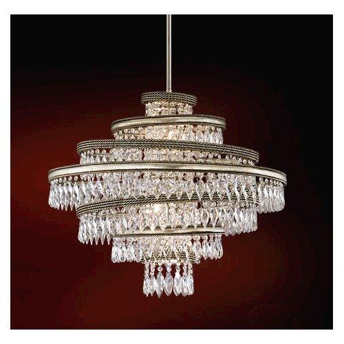 Corbett Lighting Diva 5 Light Pendant