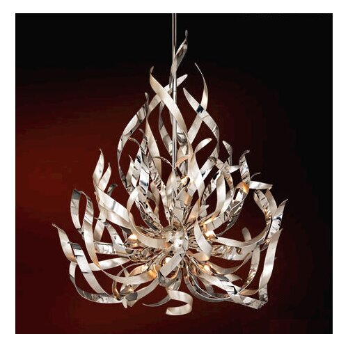 Corbett Lighting Graffiti 9 Light Pendant