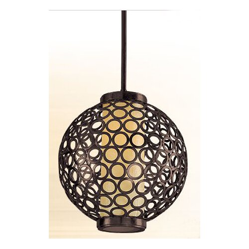 Corbett Lighting Bangle Globe Pendant