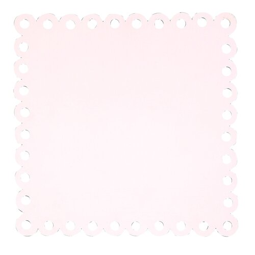 "Jubilee Collection 1' 8"" x 1' 8"" Dry Erase Board"
