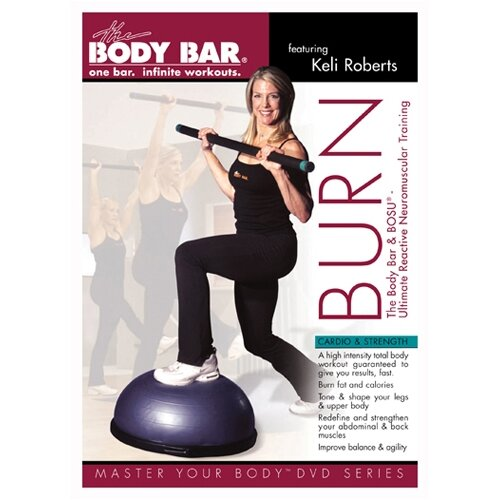 BodyBar Burn DVD