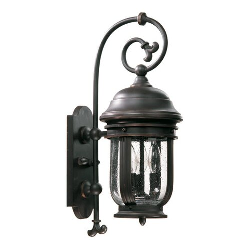 Quorum Summit Wall Lantern