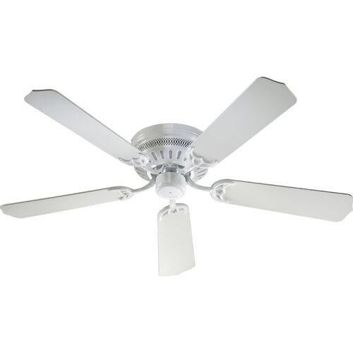 "Quorum 52"" 5 Blade Custom Hugger Ceiling Fan & Reviews"