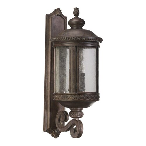 Quorum Dauphine 4 Light Outdoor Wall Lantern