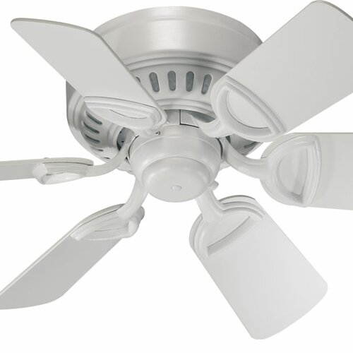 "Quorum 30"" Medallion 6 Blade Ceiling Fan"