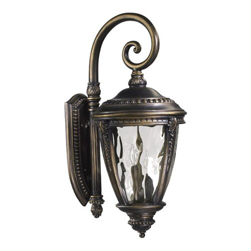 Quorum Pemberton 1 Light Outdoor Wall Lantern