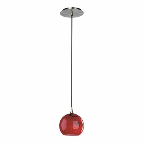 Quorum 1 Light Globe Pendant