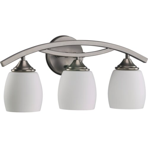 Quorum 3 Light Vanity Light