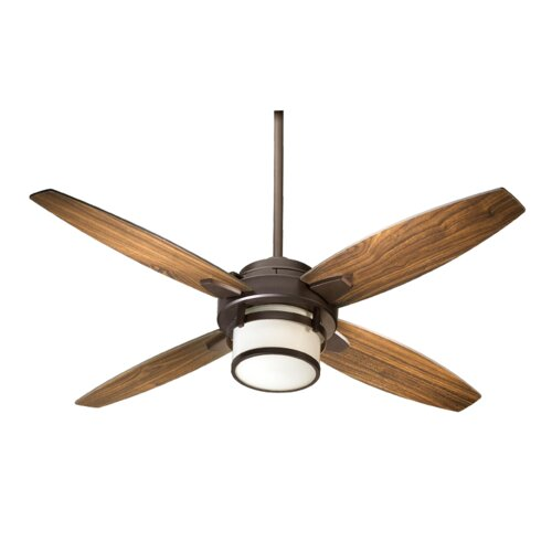 "Quorum 52"" Alta 4 Blade Ceiling Fan"