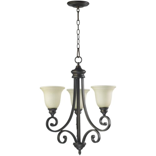 Bryant 3 Light Chandelier