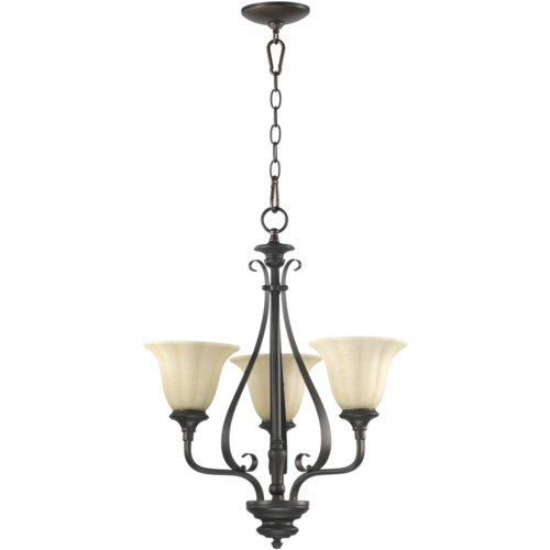 Randolph 3 Light Chandelier