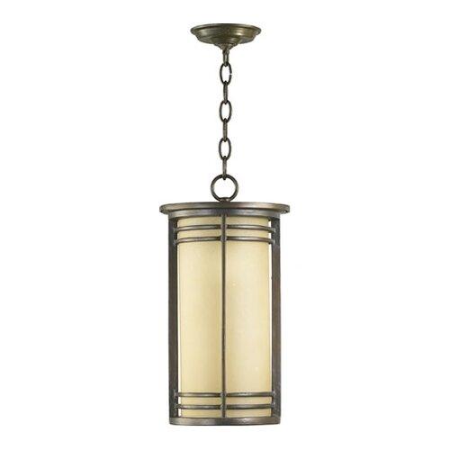 Quorum Larson 1 Light Outdoor Pendant