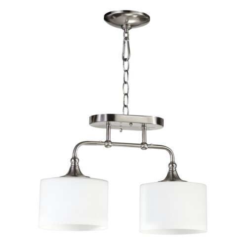 Rockwood 2 Light Pendant