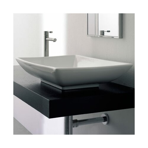 Scarabeo by Nameeks Kylis Above Counter Bathroom Sink
