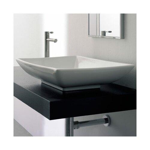 Kylis Above Counter Bathroom Sink