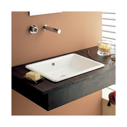 Gaia Built-In Bathroom Sink
