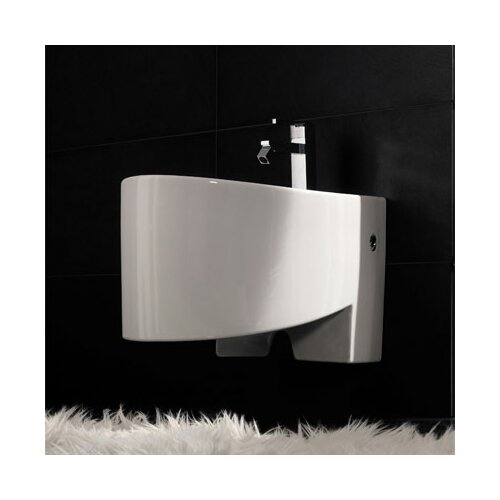 Scarabeo by Nameeks Zefiro Wall Mount Bidet