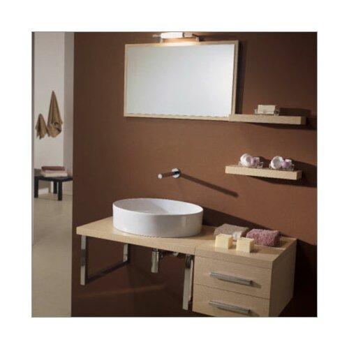 """Scarabeo by Nameeks Brio 29.4"""" Wall Mounted Bathroom Vanity Set"""