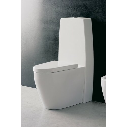 Scarabeo by Nameeks Tizi Soft Closing Toilet Seat Cover