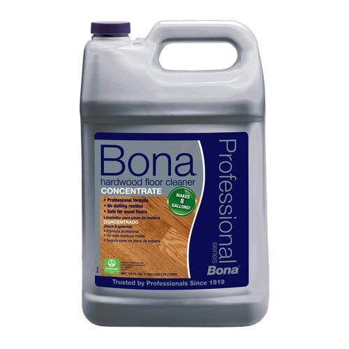 Bona Kemi Pro Series Hardwood Floor Cleaner Concentrate - 1 Gallon