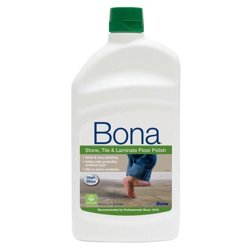Bona Kemi Stone, Tile and Laminate Floor Polish - 32 oz