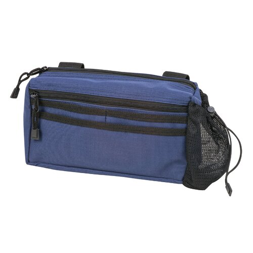 Briggs Healthcare Health Smart Walker Pouch with Bottle Holder