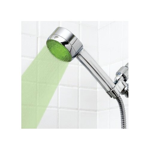Briggs Healthcare Health Smart LumaTemp LED Shower Head