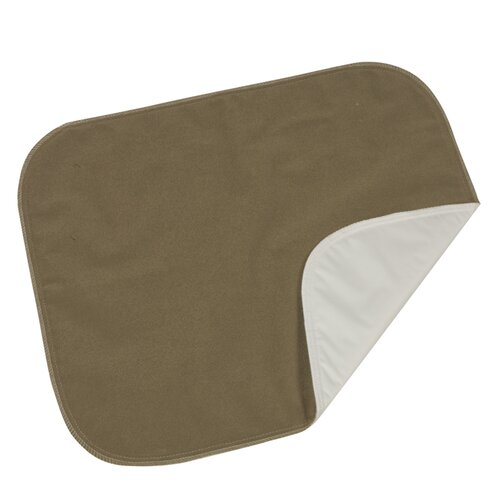 Chair Pad in Brown