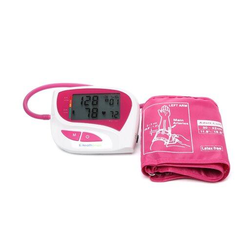 Briggs Healthcare Healthsmart Women's Automatic Digital Blood Pressure Monitor in Pink